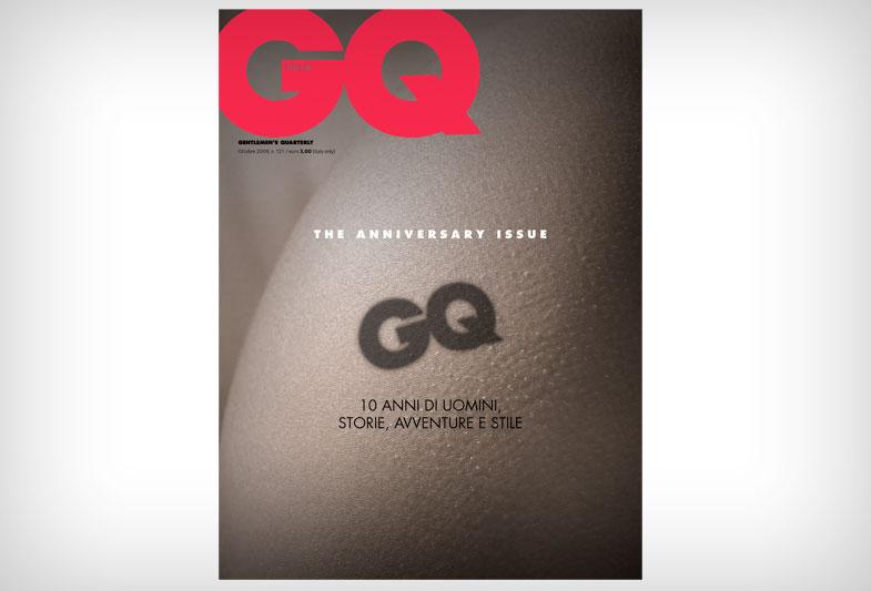 Copertina GQ