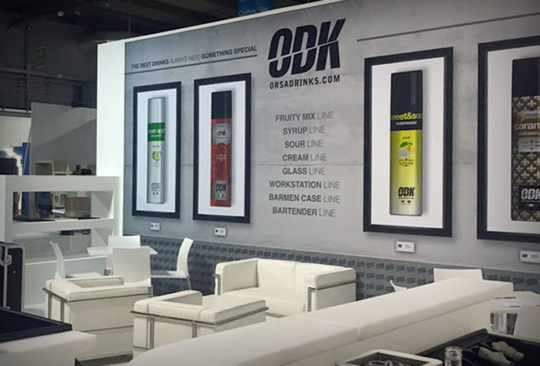 ODK - Stand